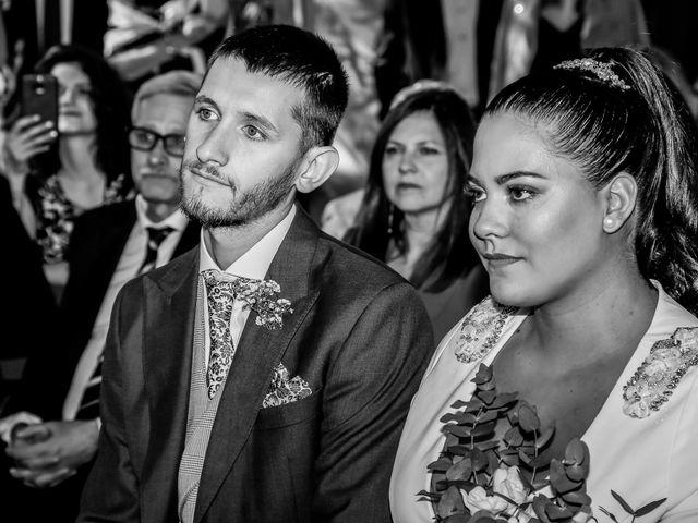 La boda de Augusto y Martina en Madrid, Madrid 14