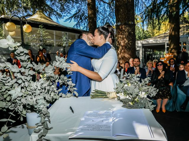 La boda de Augusto y Martina en Madrid, Madrid 17