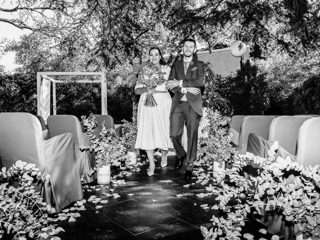 La boda de Augusto y Martina en Madrid, Madrid 18