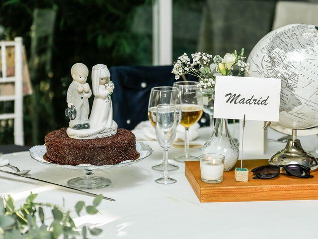 La boda de Augusto y Martina en Madrid, Madrid 20