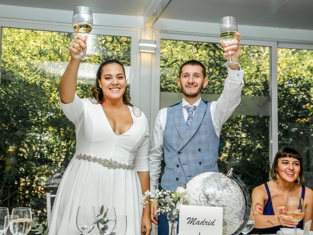 La boda de Augusto y Martina en Madrid, Madrid 35