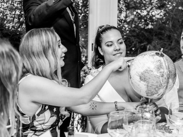 La boda de Augusto y Martina en Madrid, Madrid 37