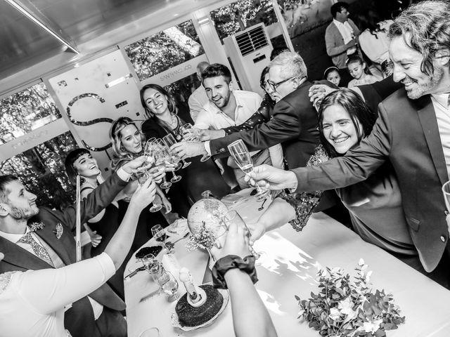 La boda de Augusto y Martina en Madrid, Madrid 39