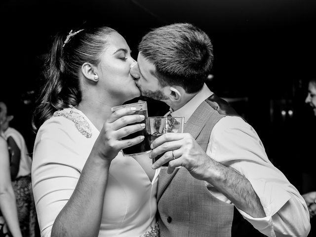 La boda de Augusto y Martina en Madrid, Madrid 43