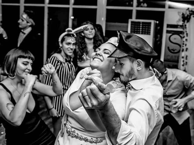 La boda de Augusto y Martina en Madrid, Madrid 46