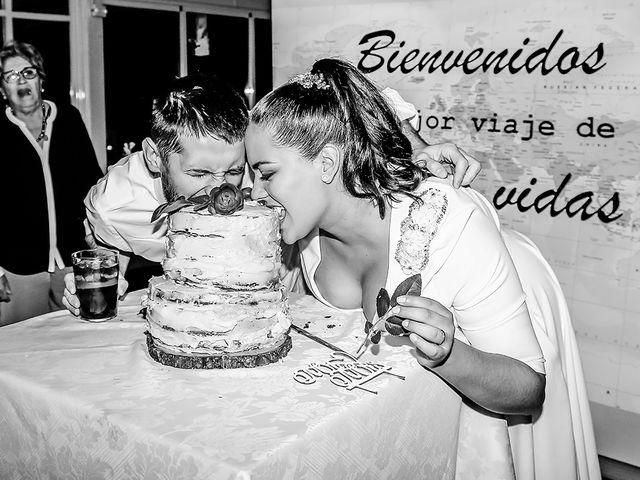 La boda de Augusto y Martina en Madrid, Madrid 48