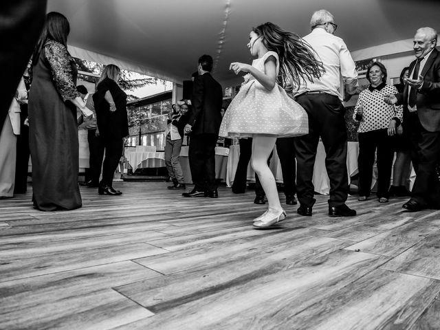 La boda de Augusto y Martina en Madrid, Madrid 49