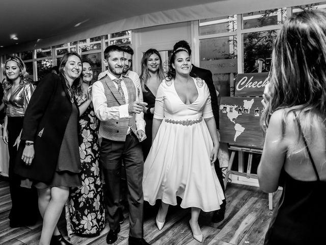 La boda de Augusto y Martina en Madrid, Madrid 50