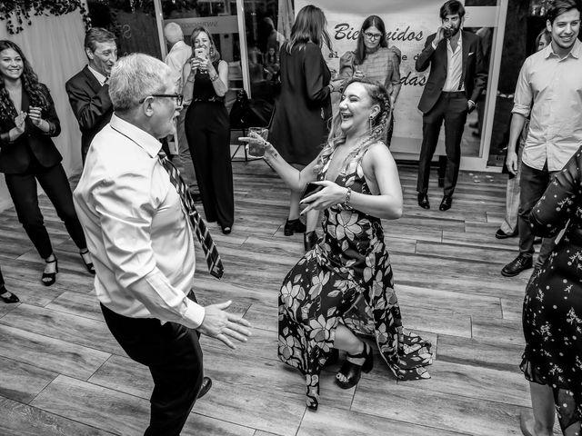 La boda de Augusto y Martina en Madrid, Madrid 55