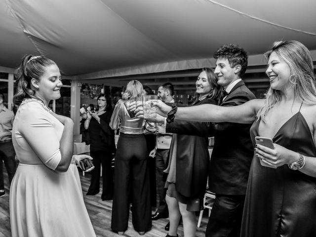 La boda de Augusto y Martina en Madrid, Madrid 56