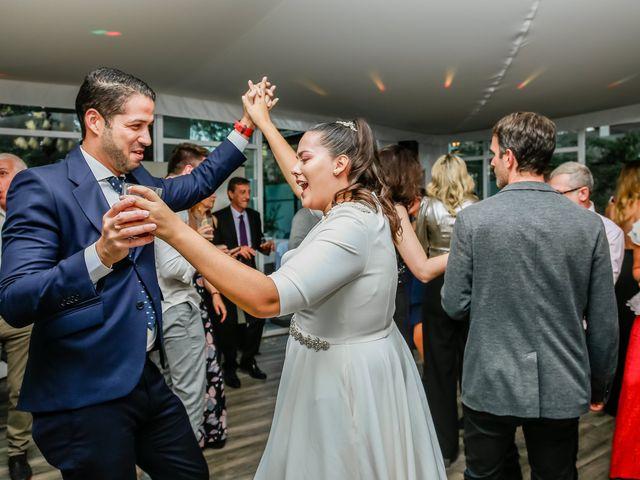 La boda de Augusto y Martina en Madrid, Madrid 57