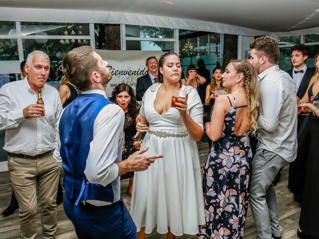 La boda de Augusto y Martina en Madrid, Madrid 58