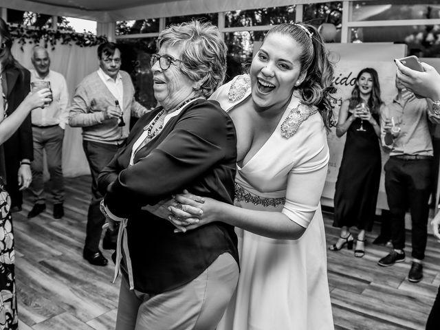 La boda de Augusto y Martina en Madrid, Madrid 59
