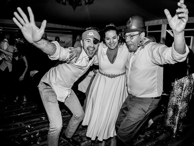 La boda de Augusto y Martina en Madrid, Madrid 63