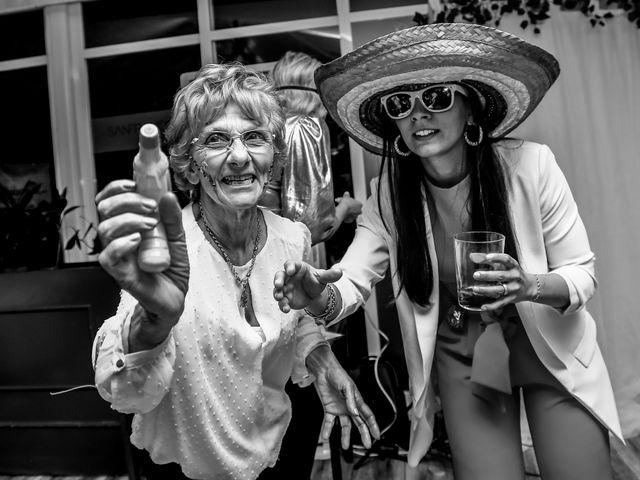 La boda de Augusto y Martina en Madrid, Madrid 67