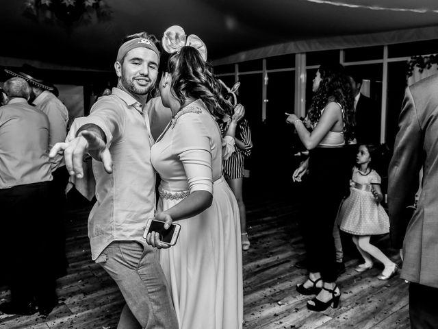 La boda de Augusto y Martina en Madrid, Madrid 71