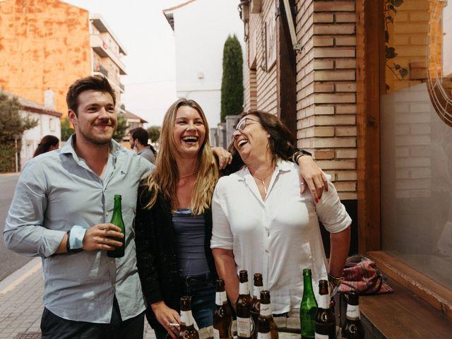 La boda de Hans y Cris en Cintruenigo, Navarra 12