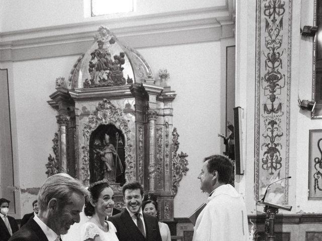 La boda de Hans y Cris en Cintruenigo, Navarra 53