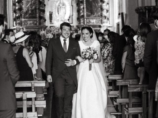 La boda de Hans y Cris en Cintruenigo, Navarra 55