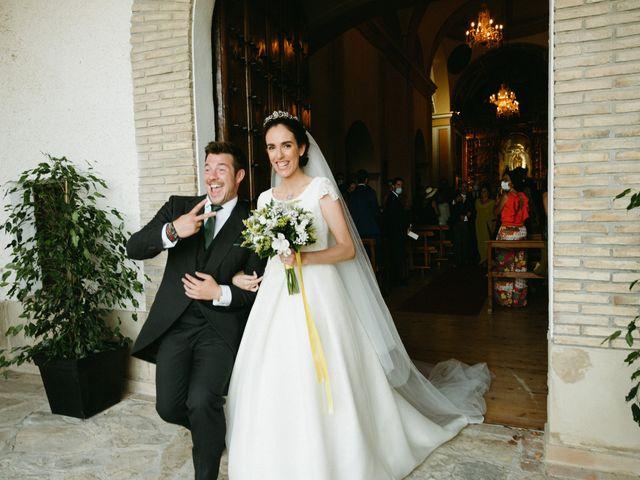La boda de Hans y Cris en Cintruenigo, Navarra 56