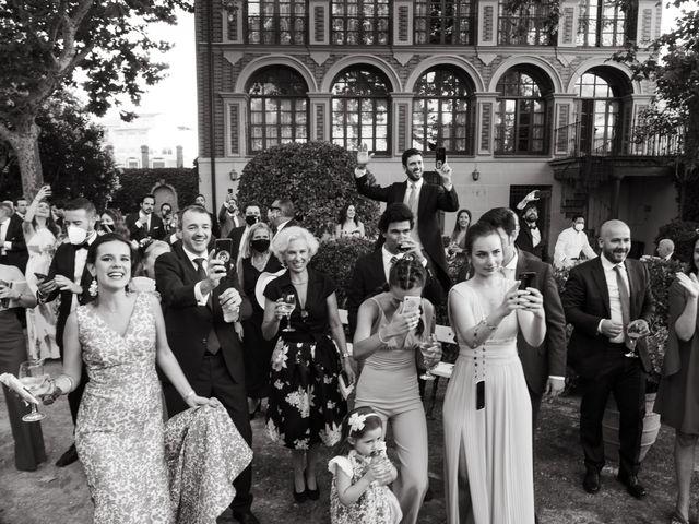La boda de Hans y Cris en Cintruenigo, Navarra 64