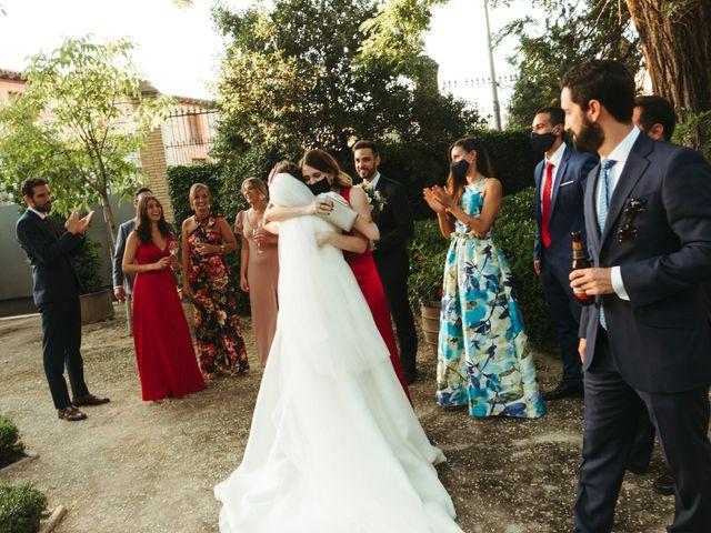 La boda de Hans y Cris en Cintruenigo, Navarra 76