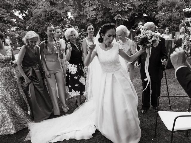 La boda de Hans y Cris en Cintruenigo, Navarra 80