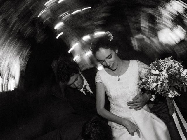La boda de Hans y Cris en Cintruenigo, Navarra 99