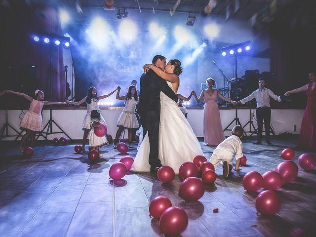 La boda de Mari Ángeles y Abel