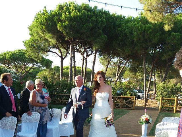 La boda de Israel  y Verónica  en El Rompido, Huelva 3