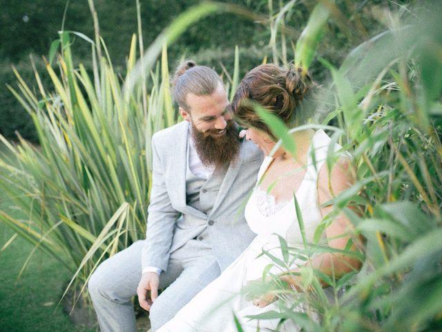 La boda de Analia y Carlos