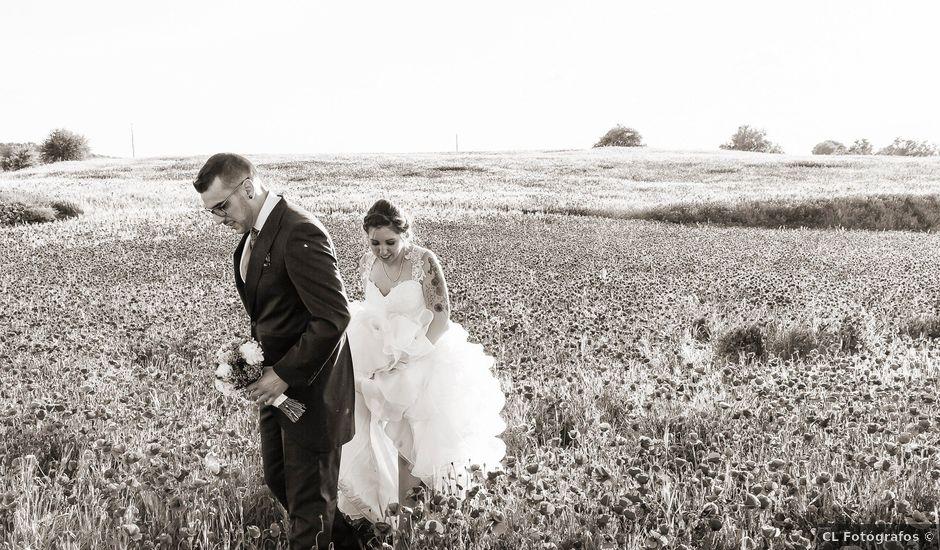 La boda de Adrián y Jennifer en Illescas, Toledo