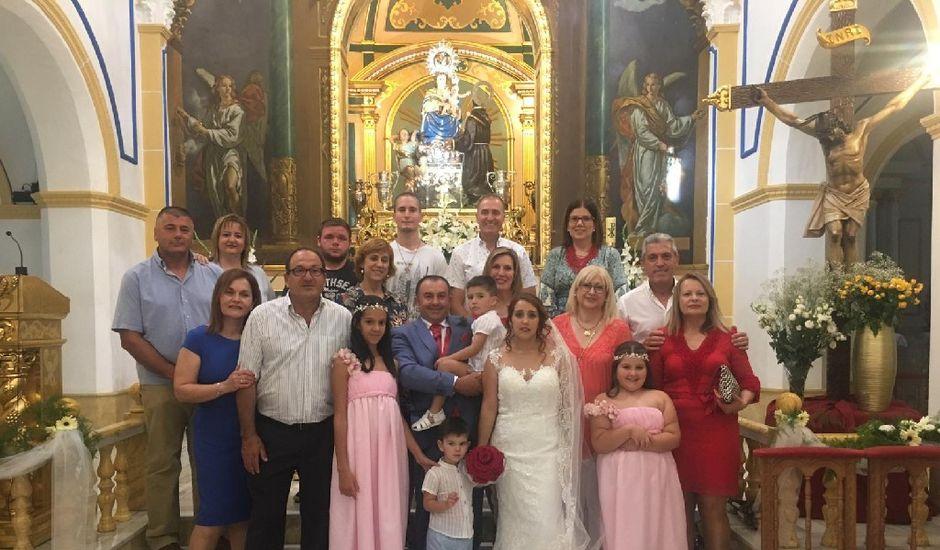 La boda de Jose y María Jose en Sangonera La Verde, Murcia