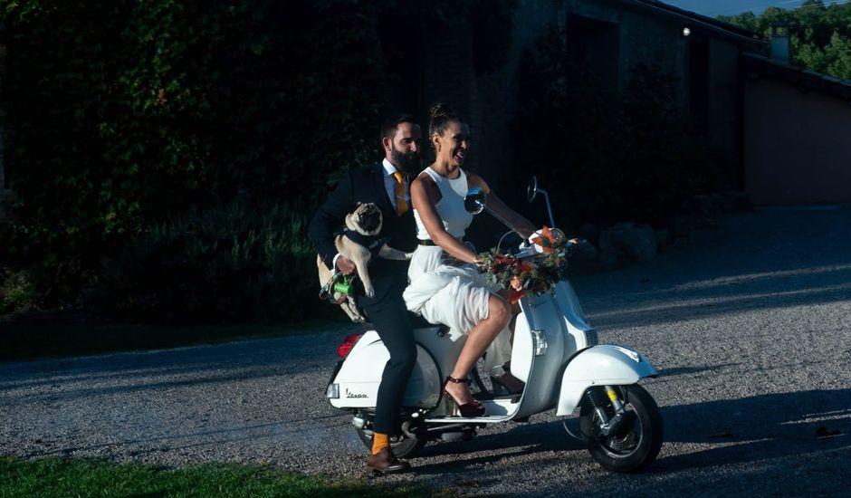 La boda de Edu y Andrea en Perafita, Barcelona