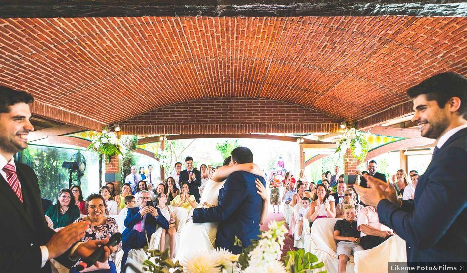 La boda de Antonio y Monti en Alcalá De Henares, Madrid
