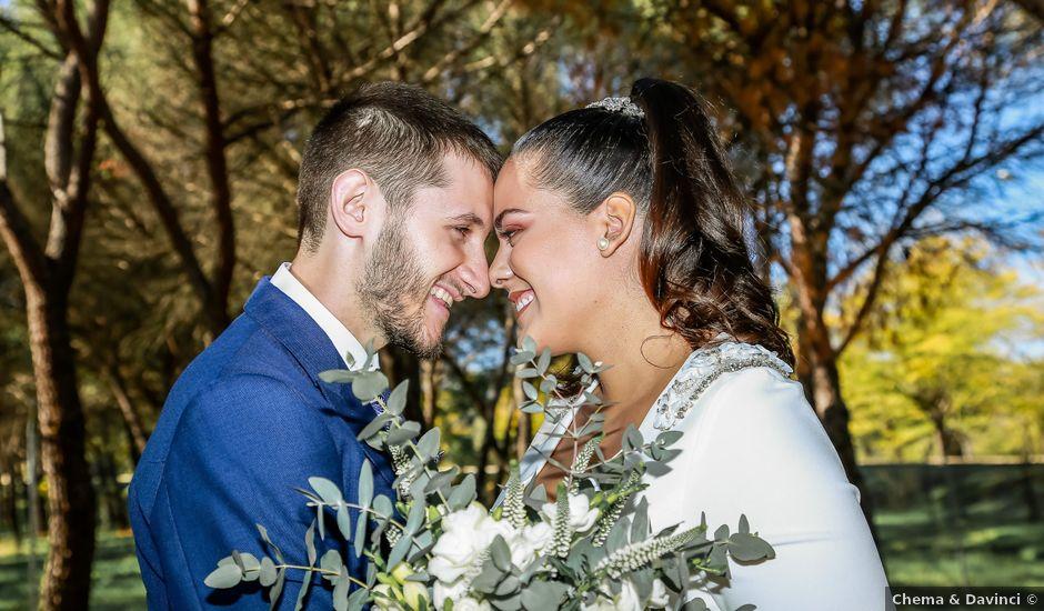 La boda de Augusto y Martina en Madrid, Madrid