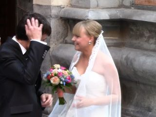 La boda de Martina y Carlos