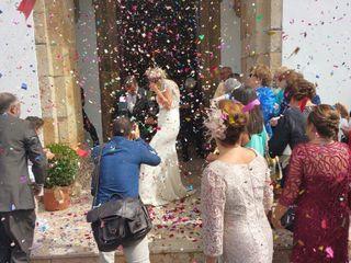 La boda de Gema y Quin