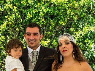 La boda de Trinity y José Manuel  1