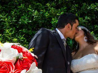 La boda de Trinity y José Manuel