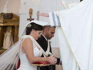 La boda de Cris y Rafa 1