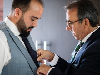La boda de Sergio y Mª Paqui 1