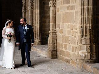 La boda de Sergio y Mª Paqui
