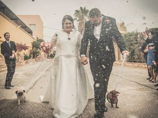 La boda de Teresa y Alejandro