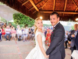 La boda de Amparo y Dario