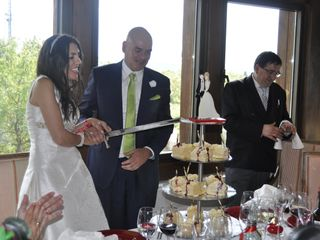 La boda de Andrés y Esther 2