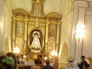 La boda de Virginia y Vicente 2