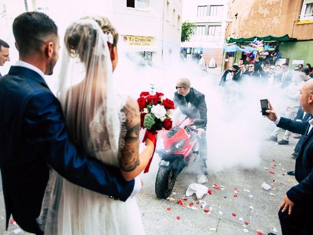 La boda de Sergio y Sara en Sant Vicenç Dels Horts, Barcelona 1