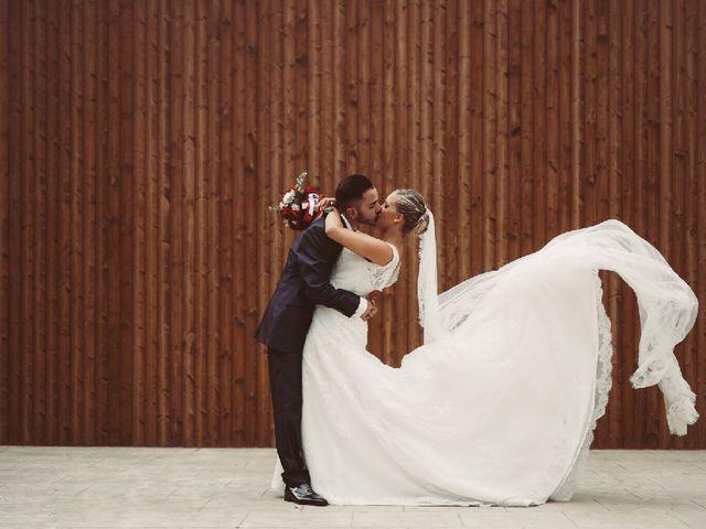 La boda de Sergio y Sara en Sant Vicenç Dels Horts, Barcelona 2