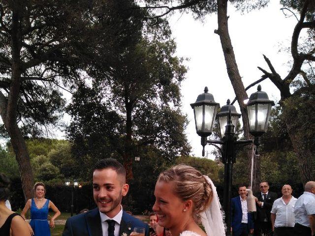 La boda de Sergio y Sara en Sant Vicenç Dels Horts, Barcelona 7